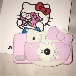 Accessories - Hello Kitty iPhone X Phone Case
